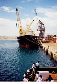 Port of Lobito - ANGOLA